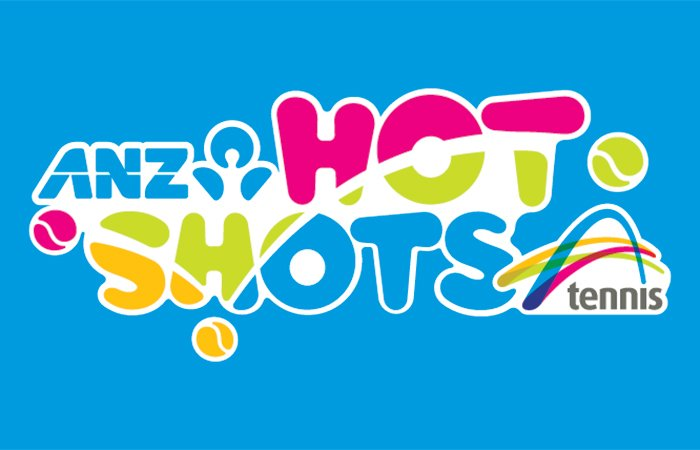 anz hot shots logo